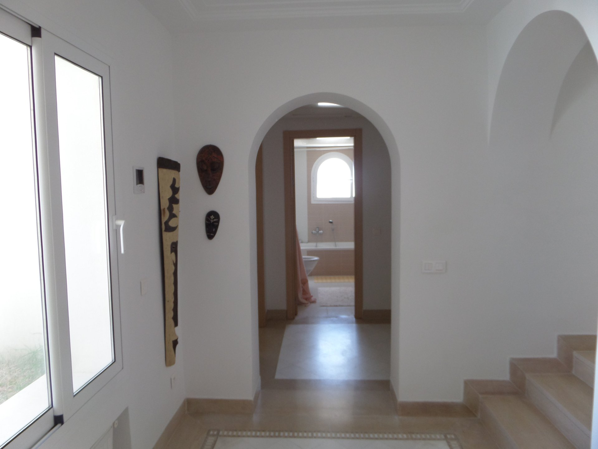 A vendre une villa à Marina Gammarth