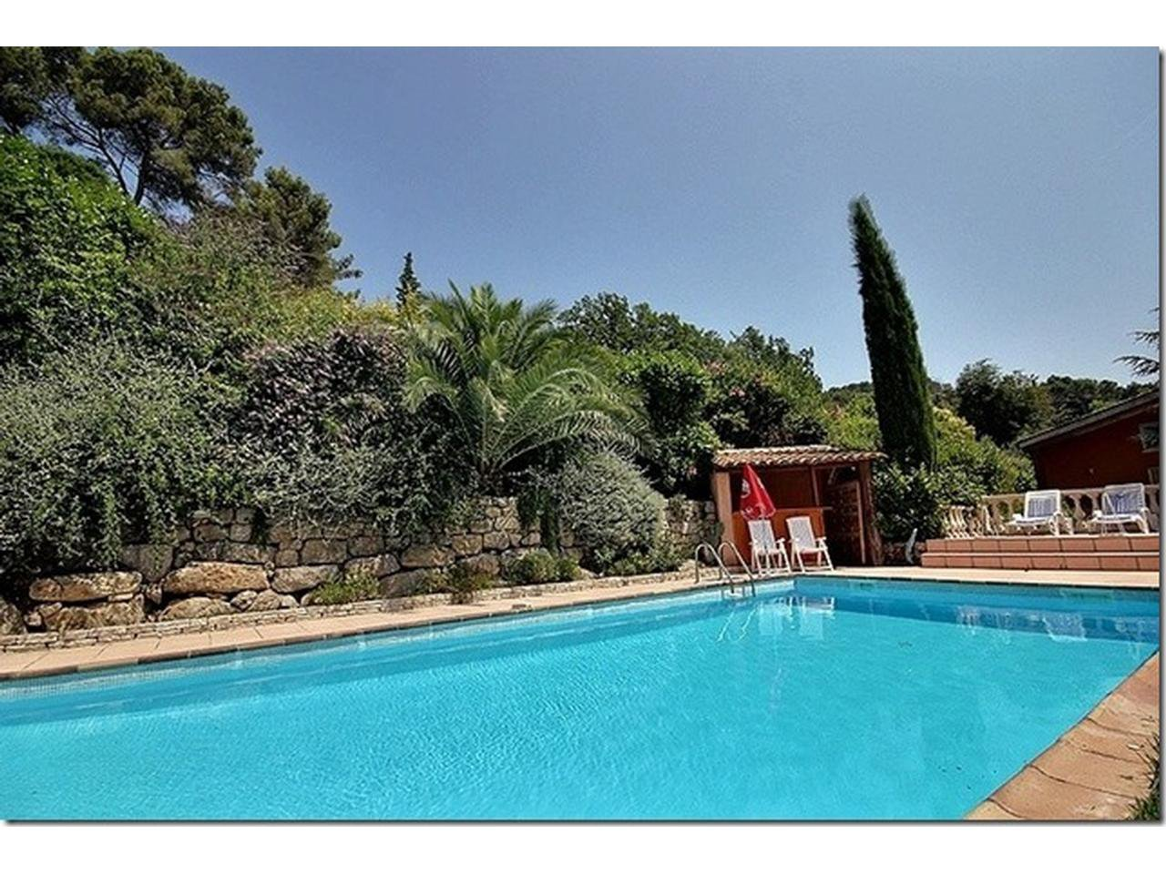 4 bedrooms villa with pool for sale