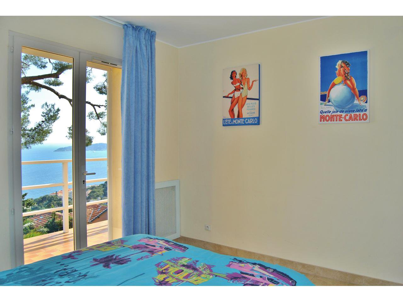Seasonal rental House - Cap-d'Ail
