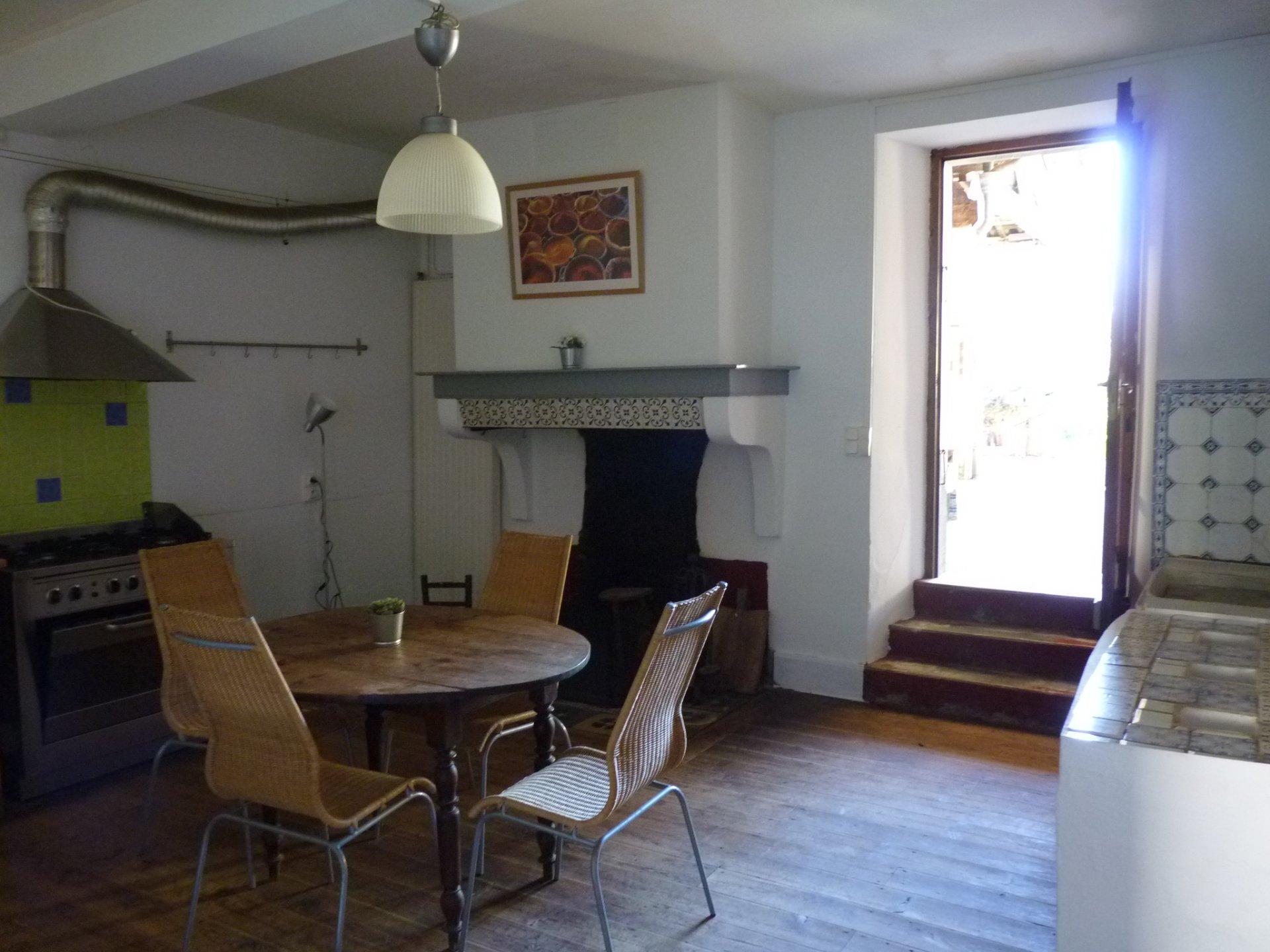 Drop of price!!Beautiful house of village T8 with garden closeness Salies du Salat
