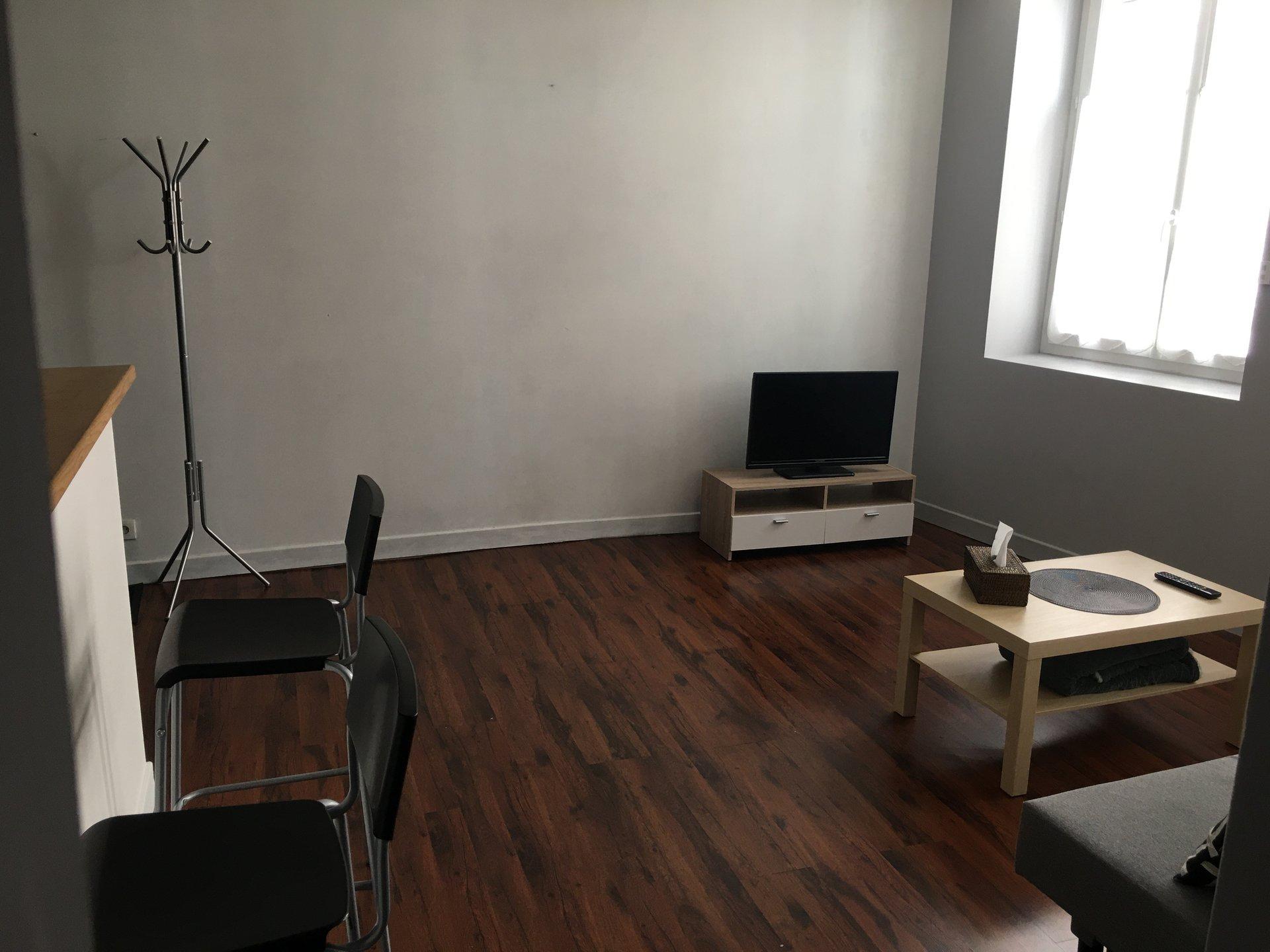 SAINT-ETIENNE - T2 40 m² meublé - Idéal pour étudiant -