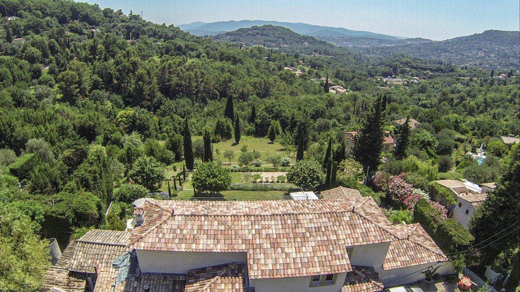 Vente Villa - Châteauneuf-Grasse