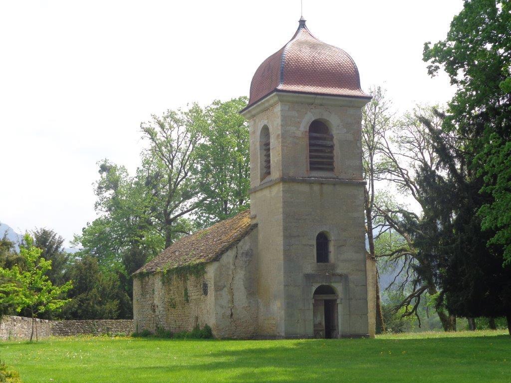 Château entre Genève et Lyon