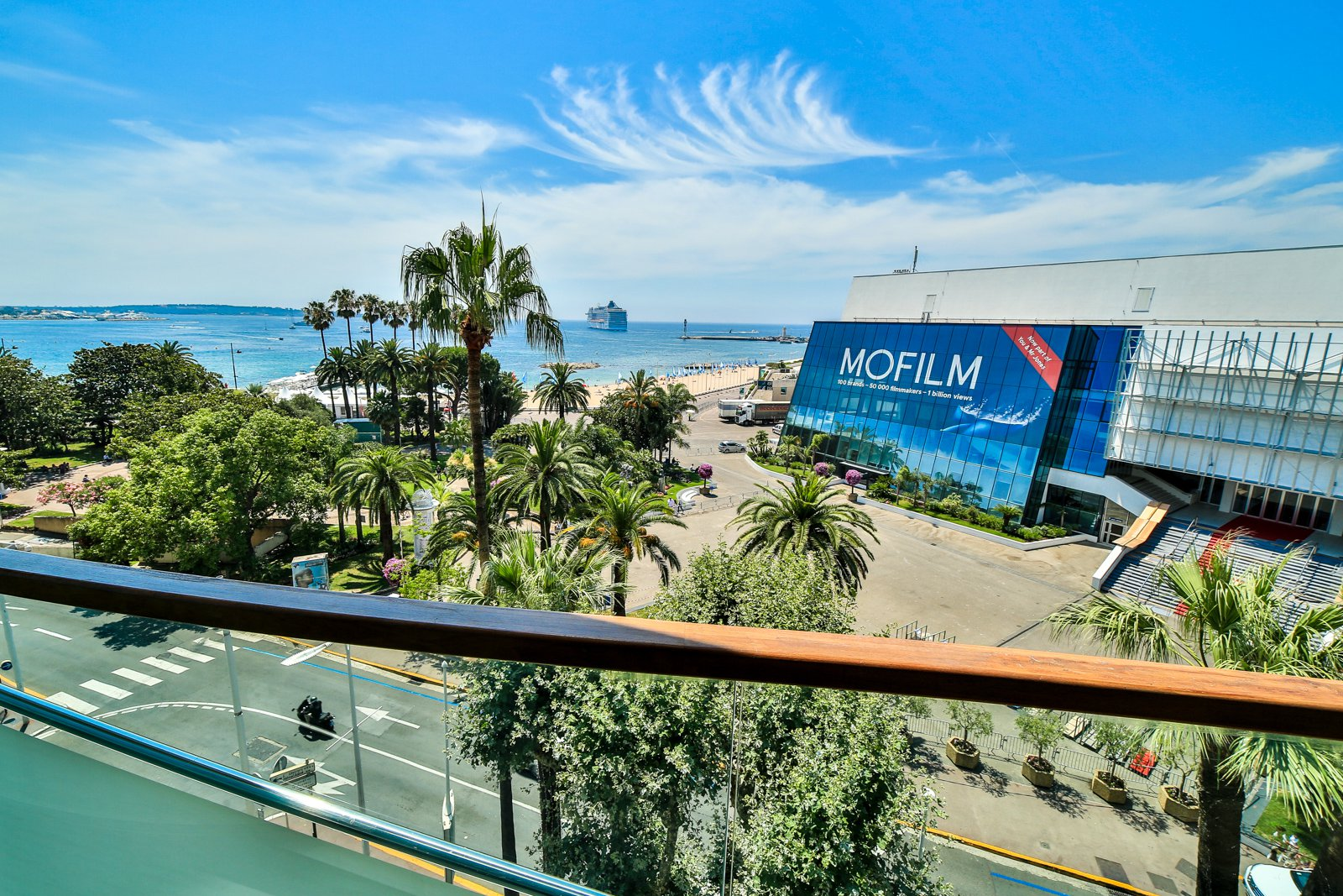 Seasonal rental Apartment - Cannes 7 Croisette - N°603