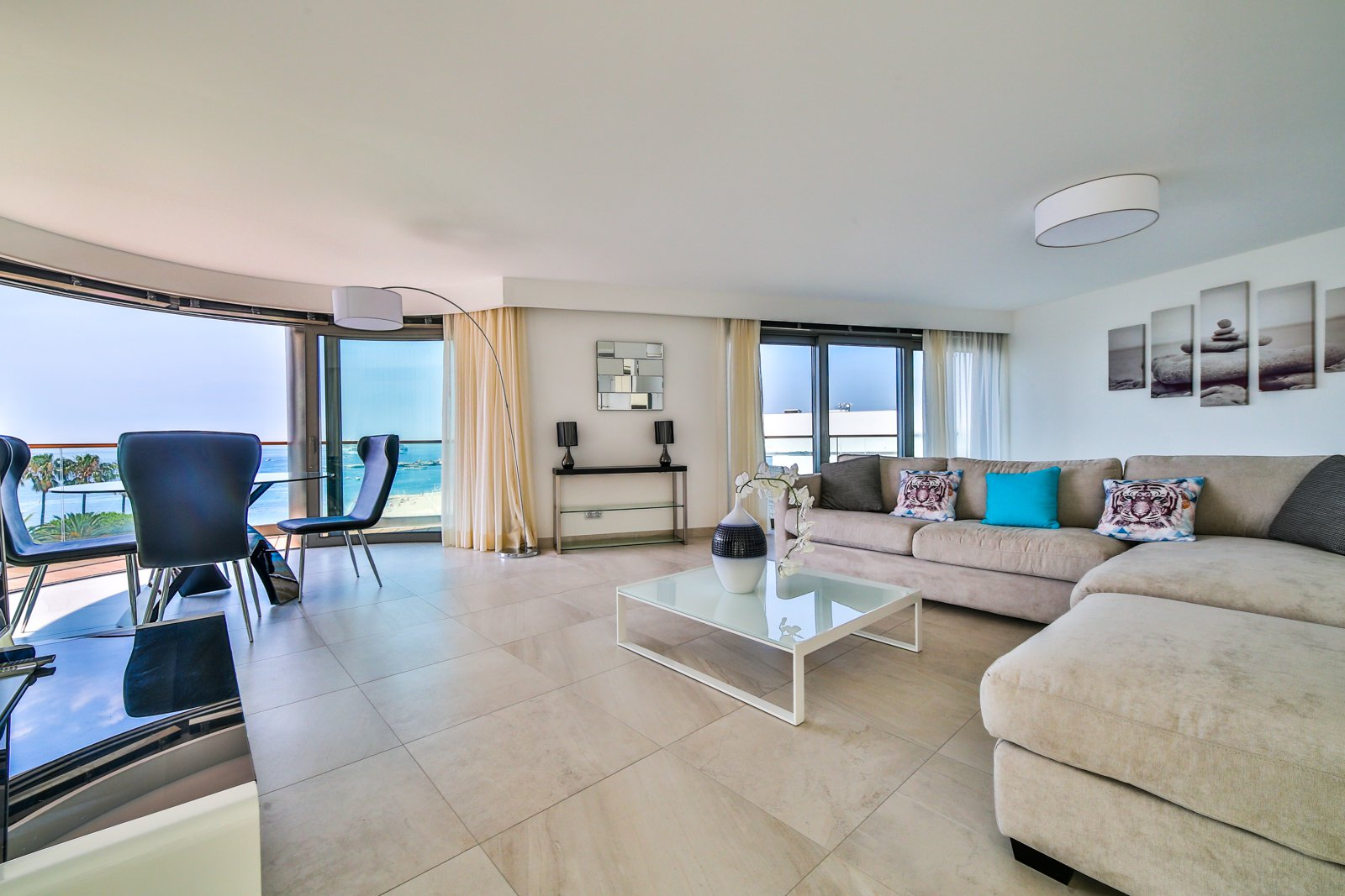 Seasonal rental Apartment - Cannes 7 Croisette - N°701