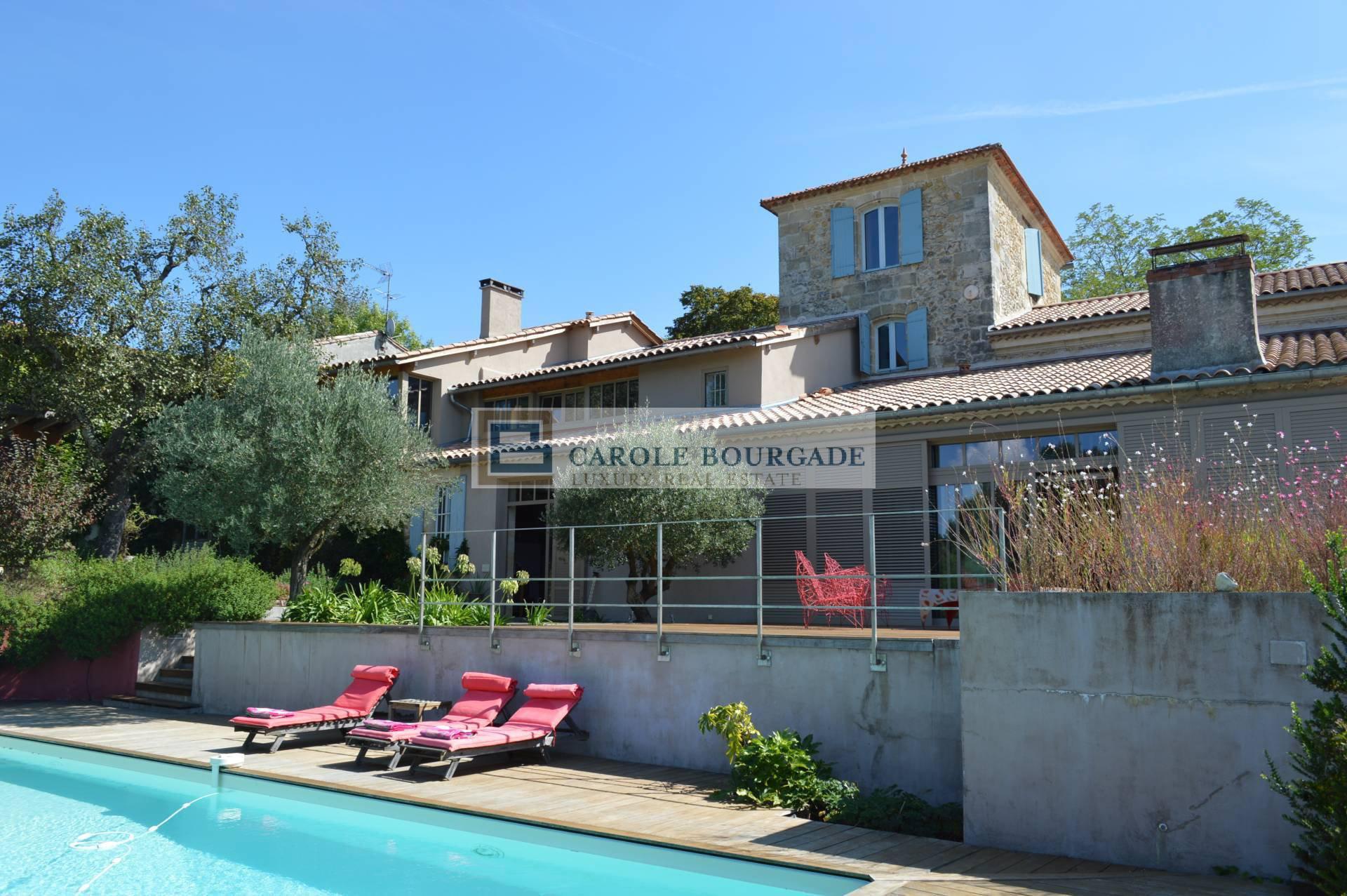 Сезонная аренда Дом - Camblanes Et Meynac