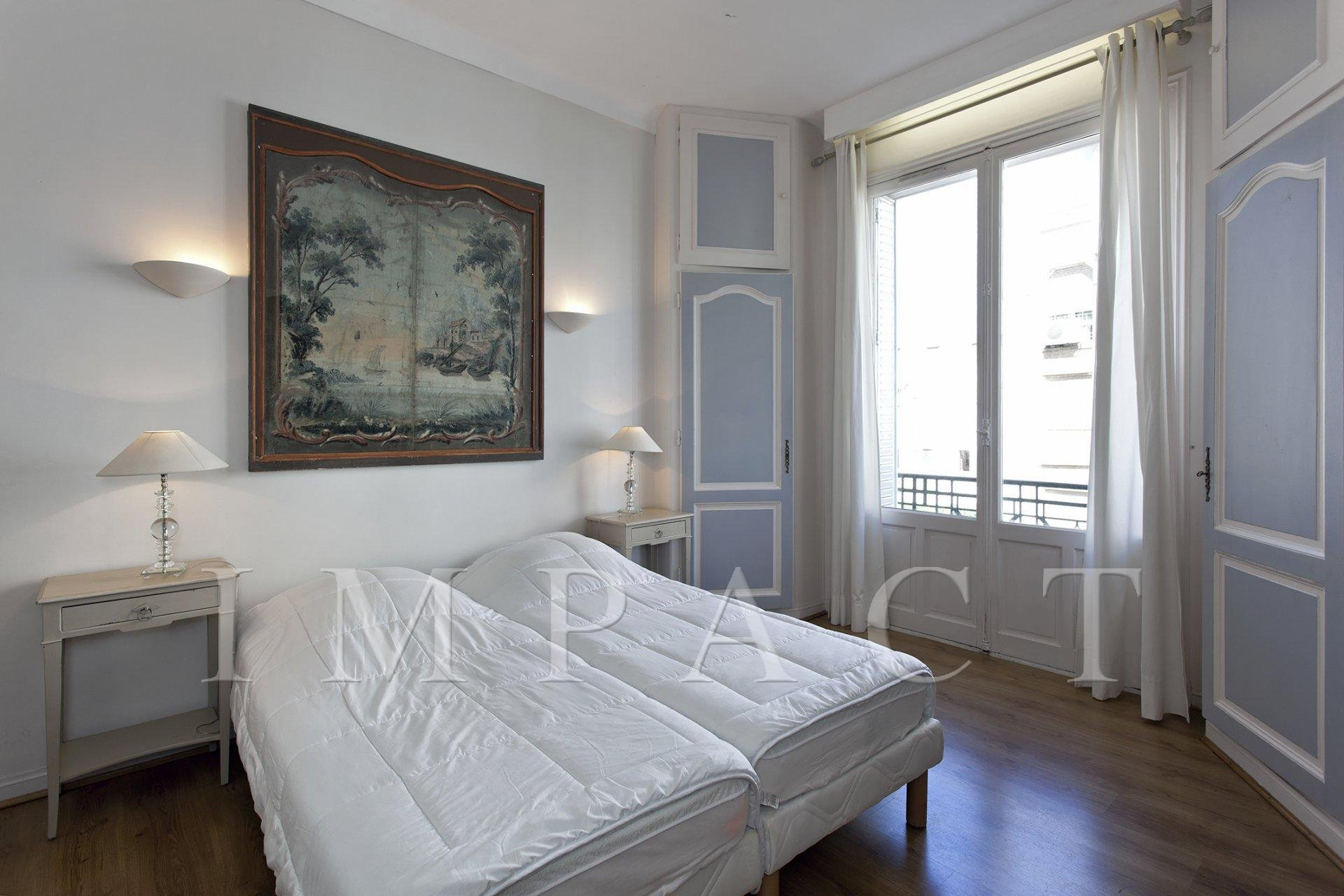 Cannes city center apartment to rent