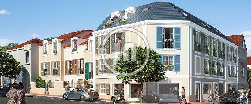 Sale Apartment - Rueil-Malmaison Centre-ville