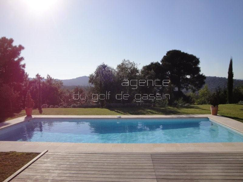 Nice 3 bedrooms Villa on the St-Tropez Gassin Golf domain