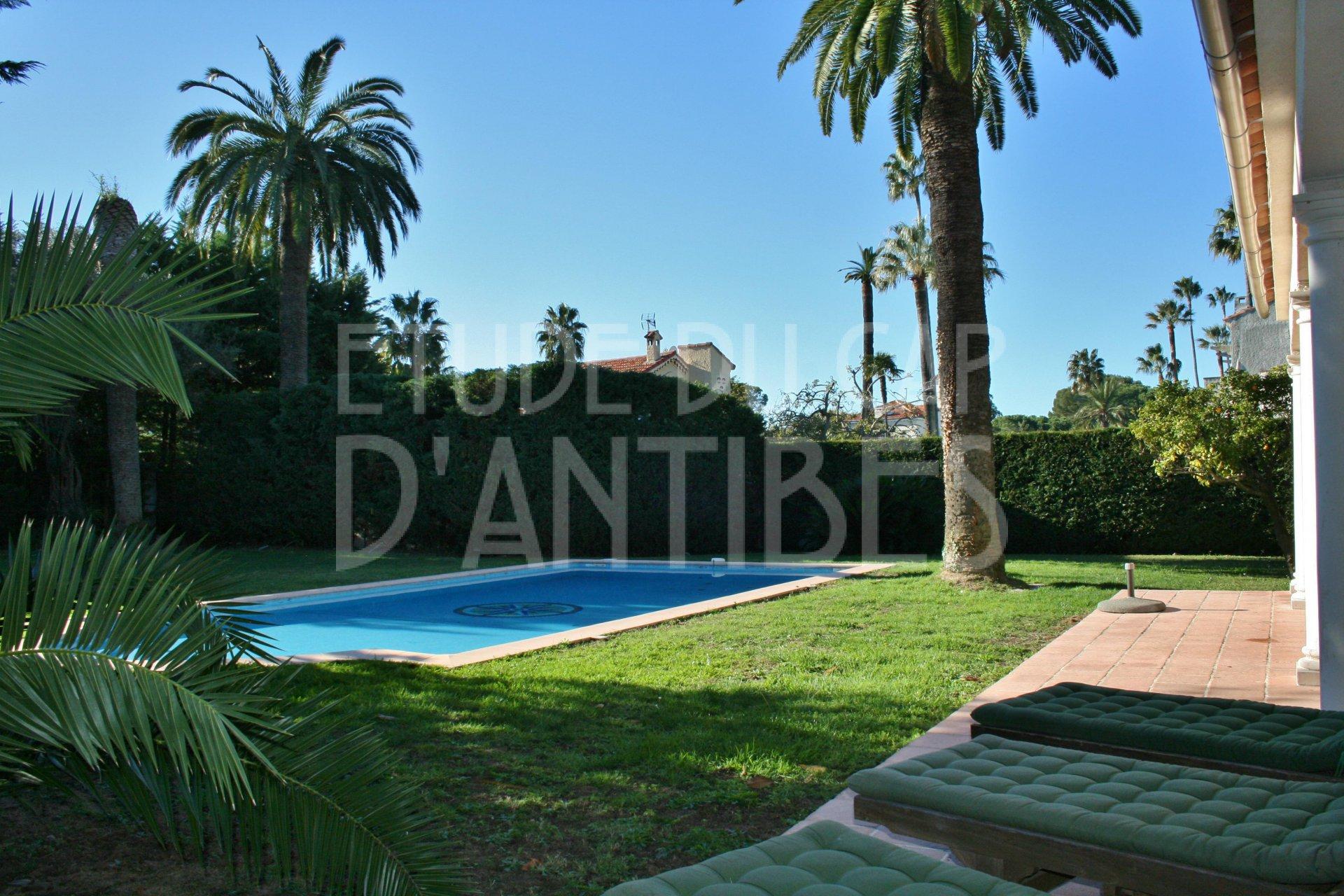 Cap d'Antibes -Lovely villas to rent