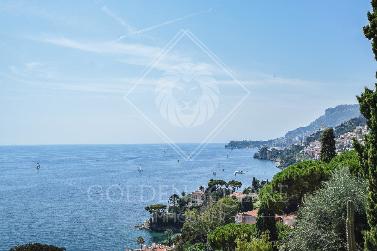 GOLFE BLEU - VILLA APARTMENT WITH PANORAMIC SEA VIEW