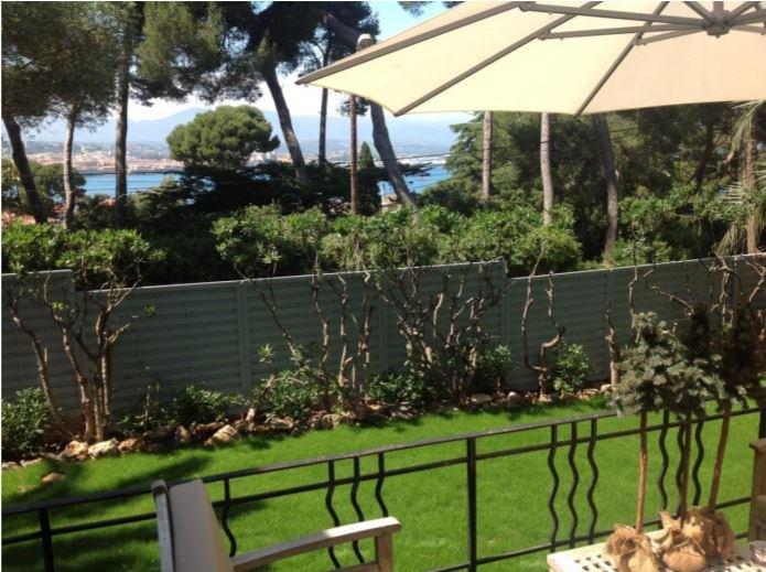 Cap d'Antibes villa sea view villa 4 bedrooms