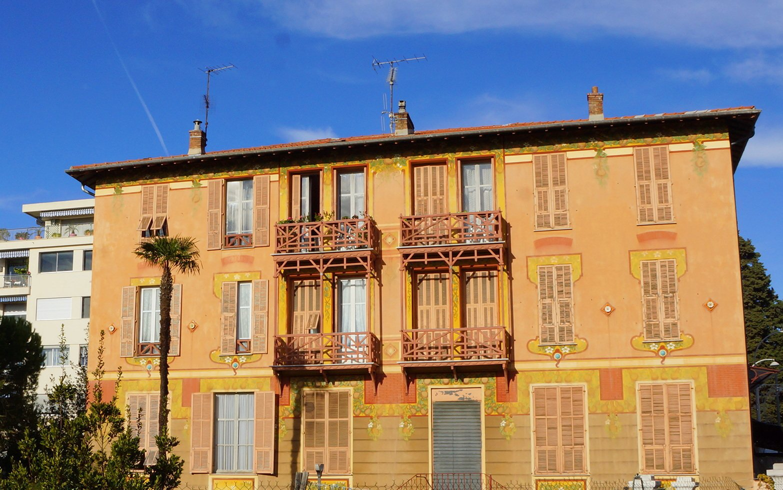 4 rooms apartments Nice - CIMIEZ