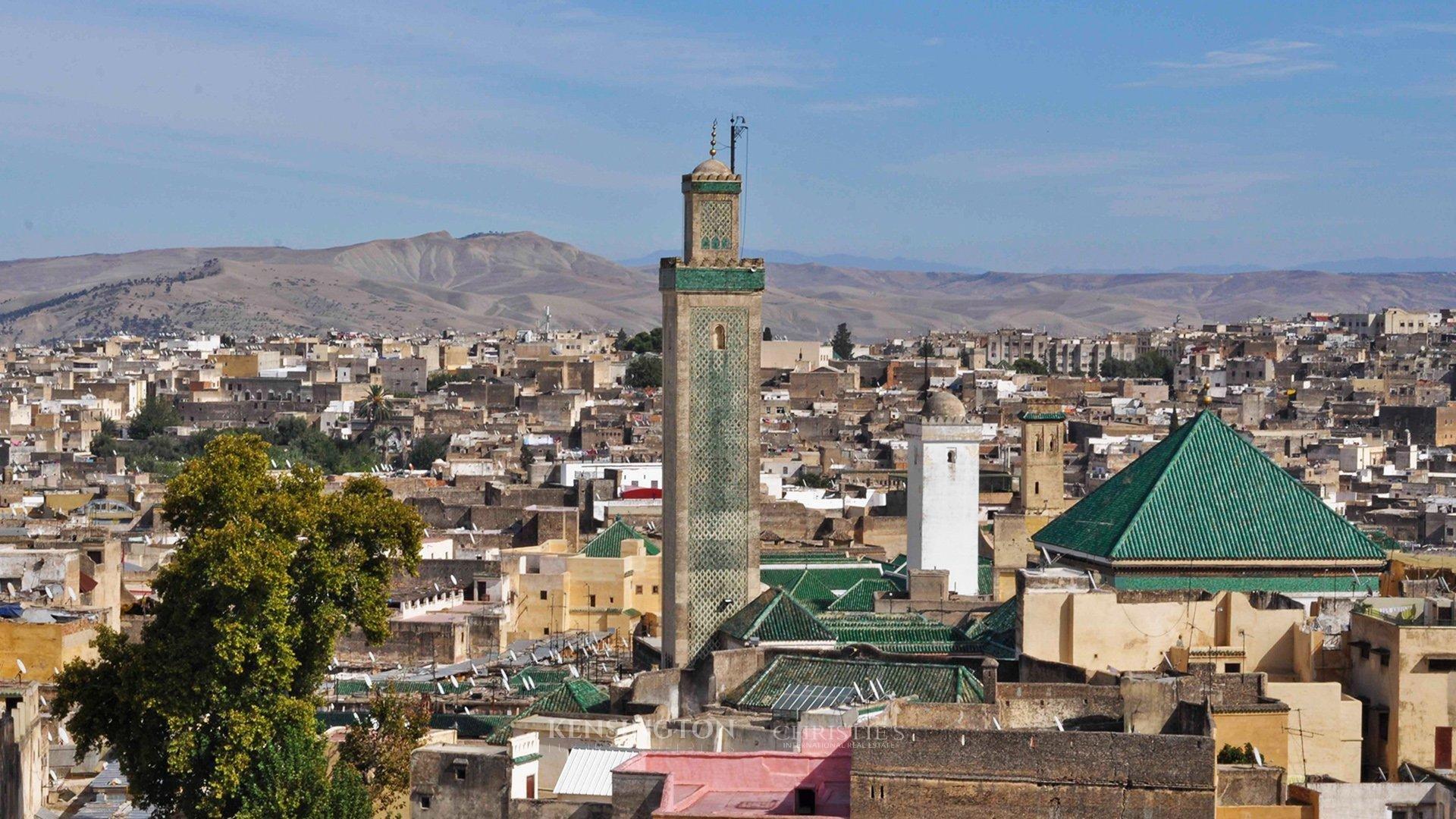 KPPM00603: Fes Riad Riad Fès Maroc