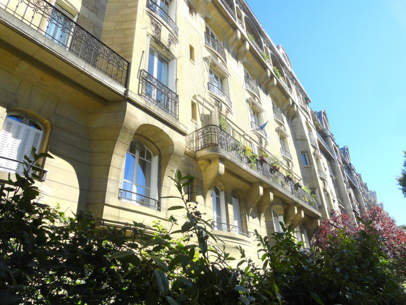 Appartement Boulevard Lannes/Longchamp PARIS XVI