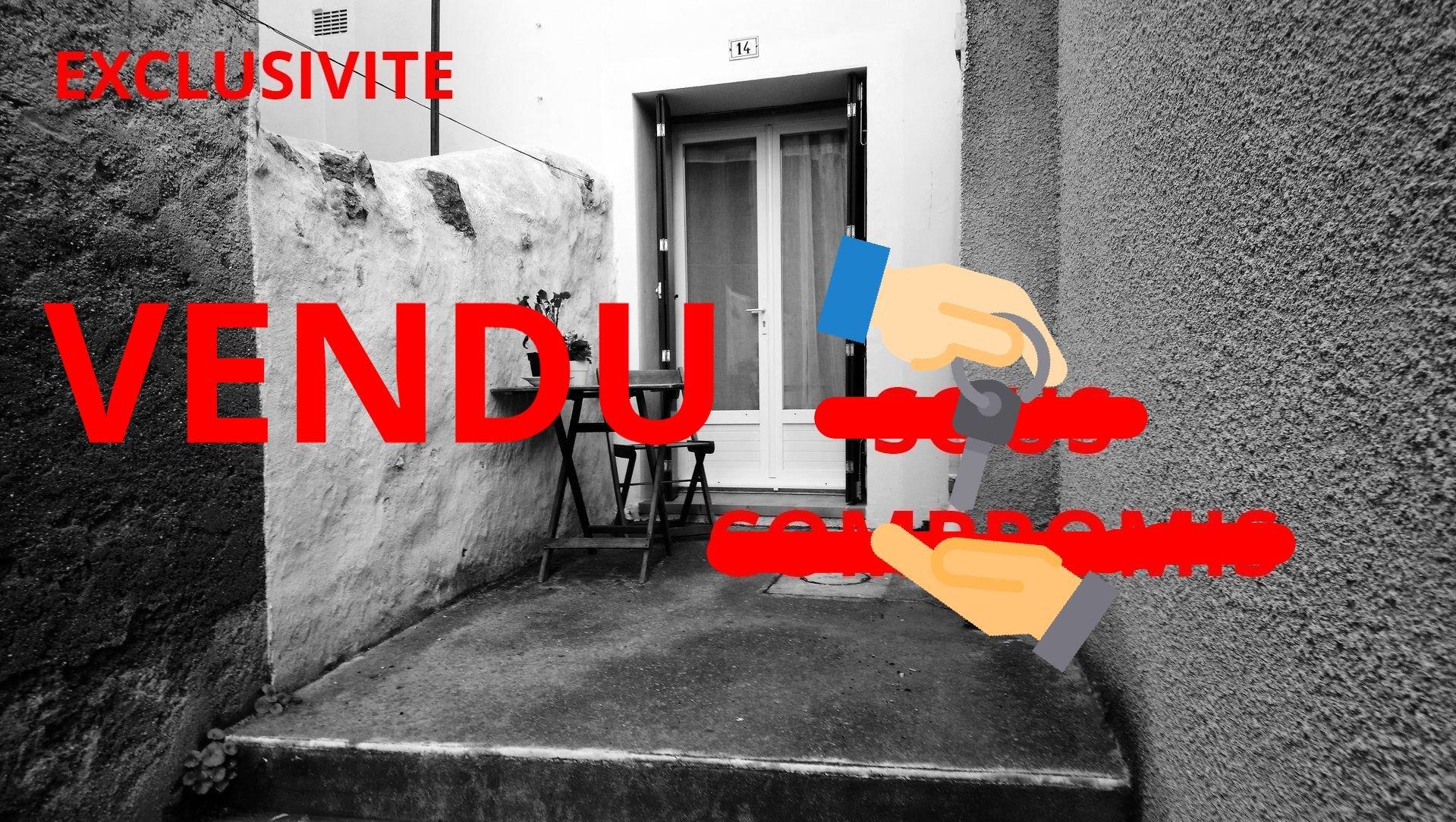 EXCUSIVITÉ Gruissan Village - Maison de Village T3 en R+2