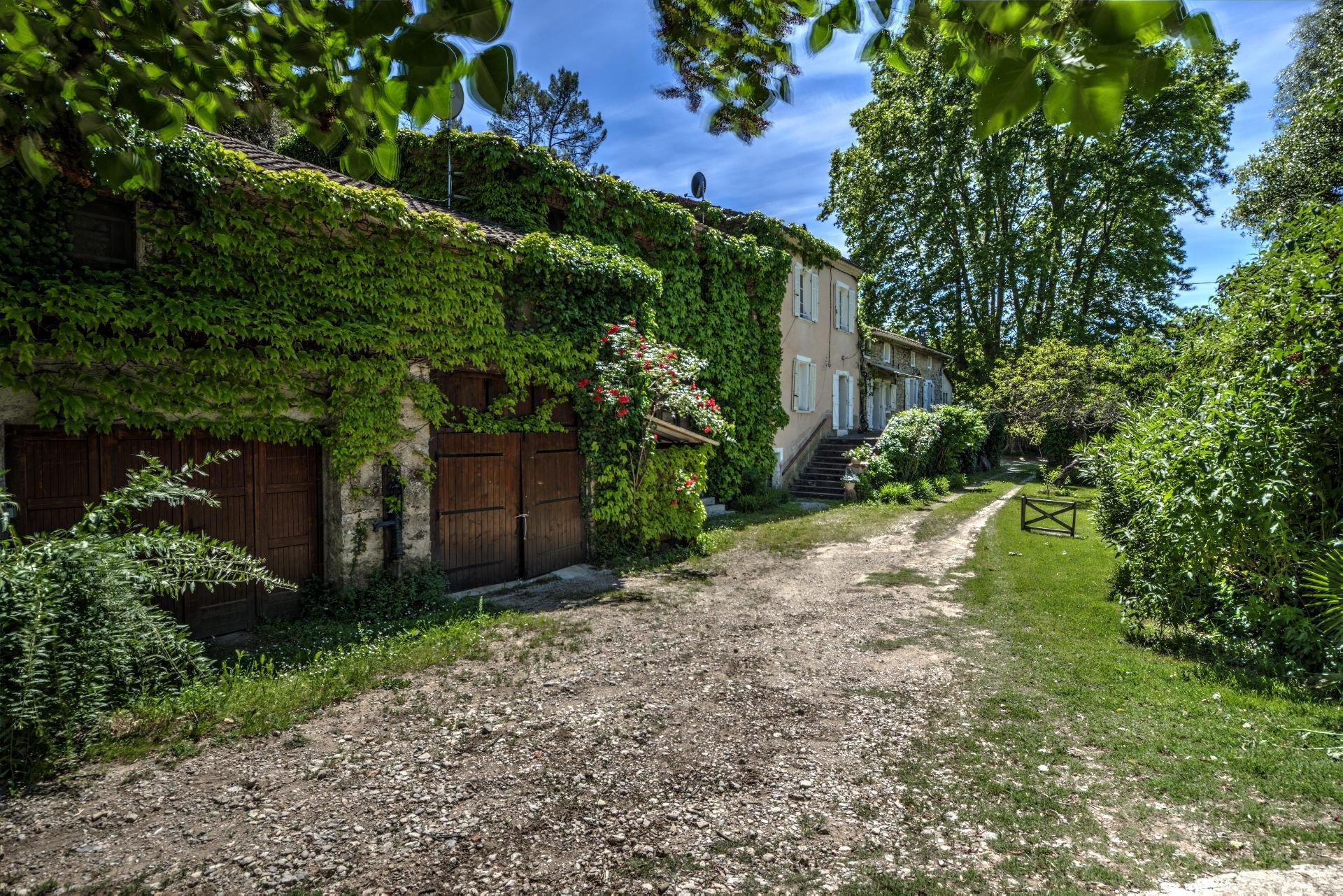 Bastide  Provence Var Lorgues 480 sqm