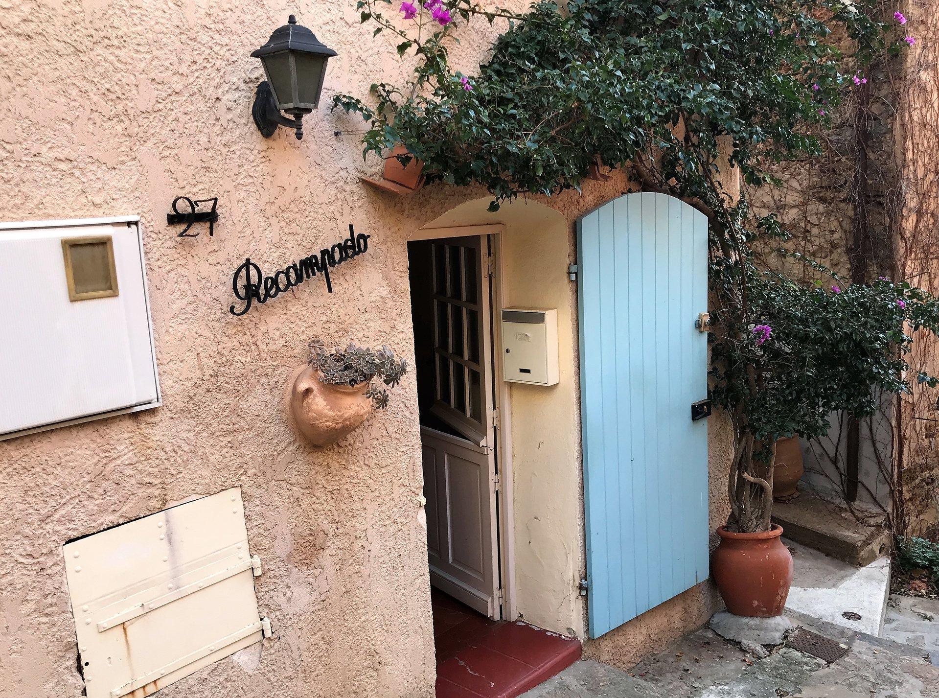 Bormes coeur de Village - jolie maison T2