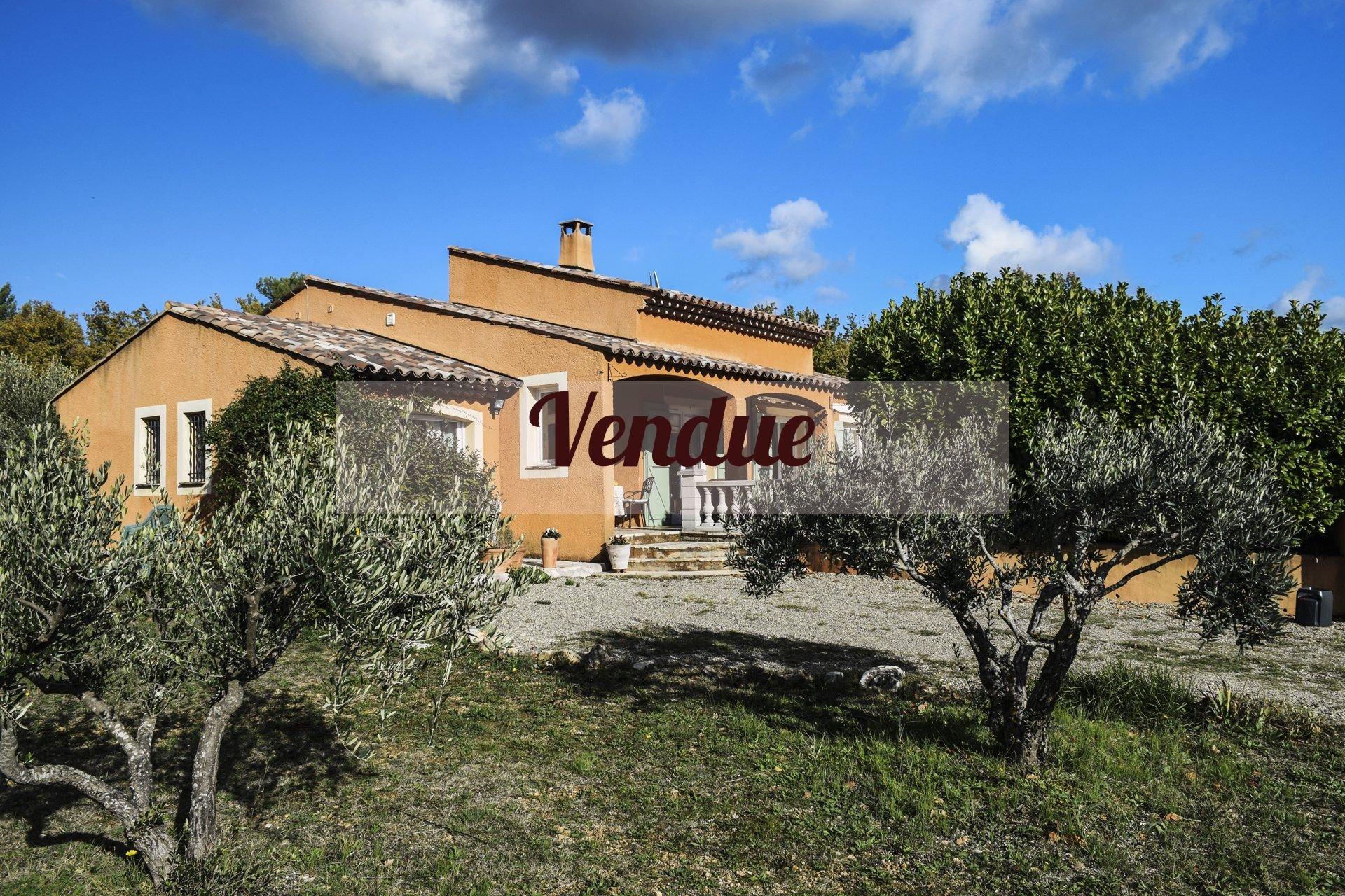 Vente Villa Aups