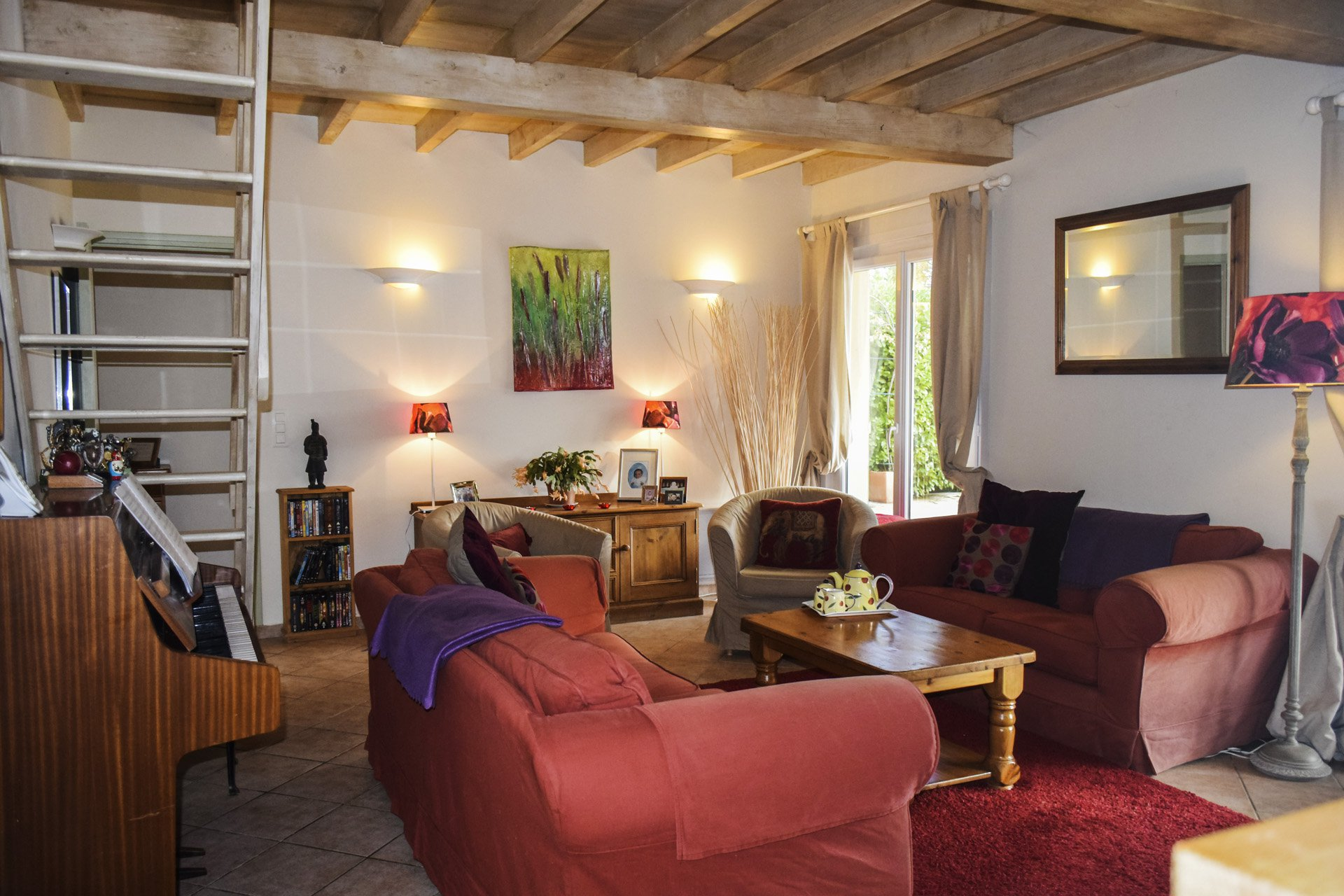 ling room 1 peaceful country house with pool aups var provence verdon