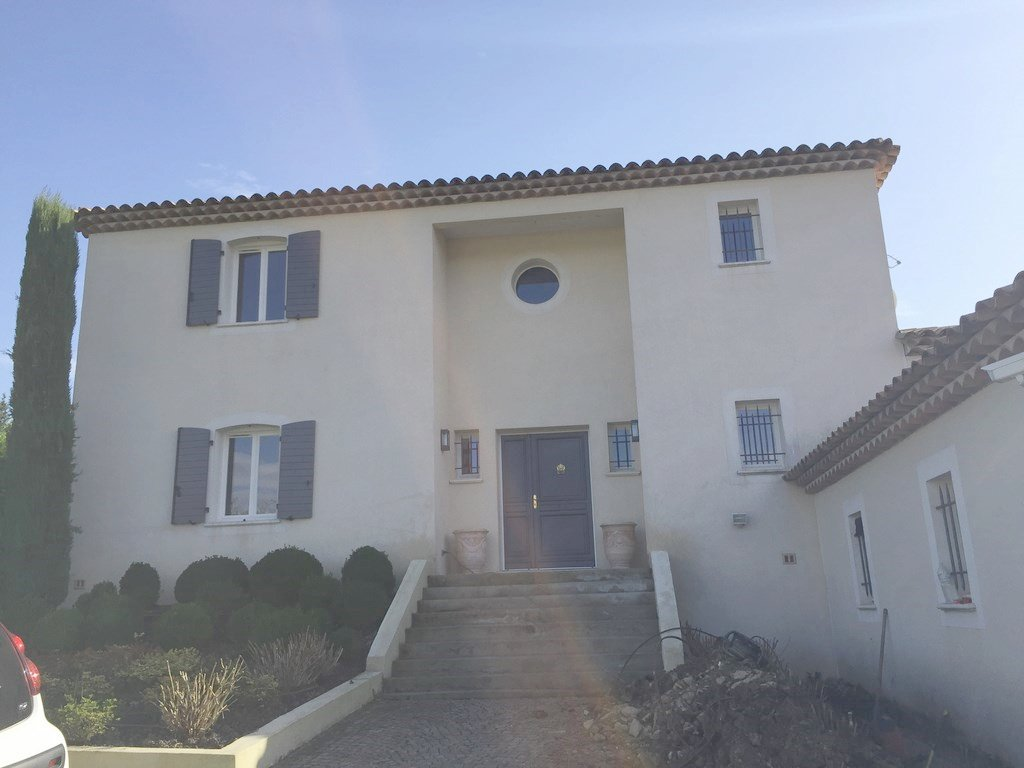 Bastide with 6 rooms, open view