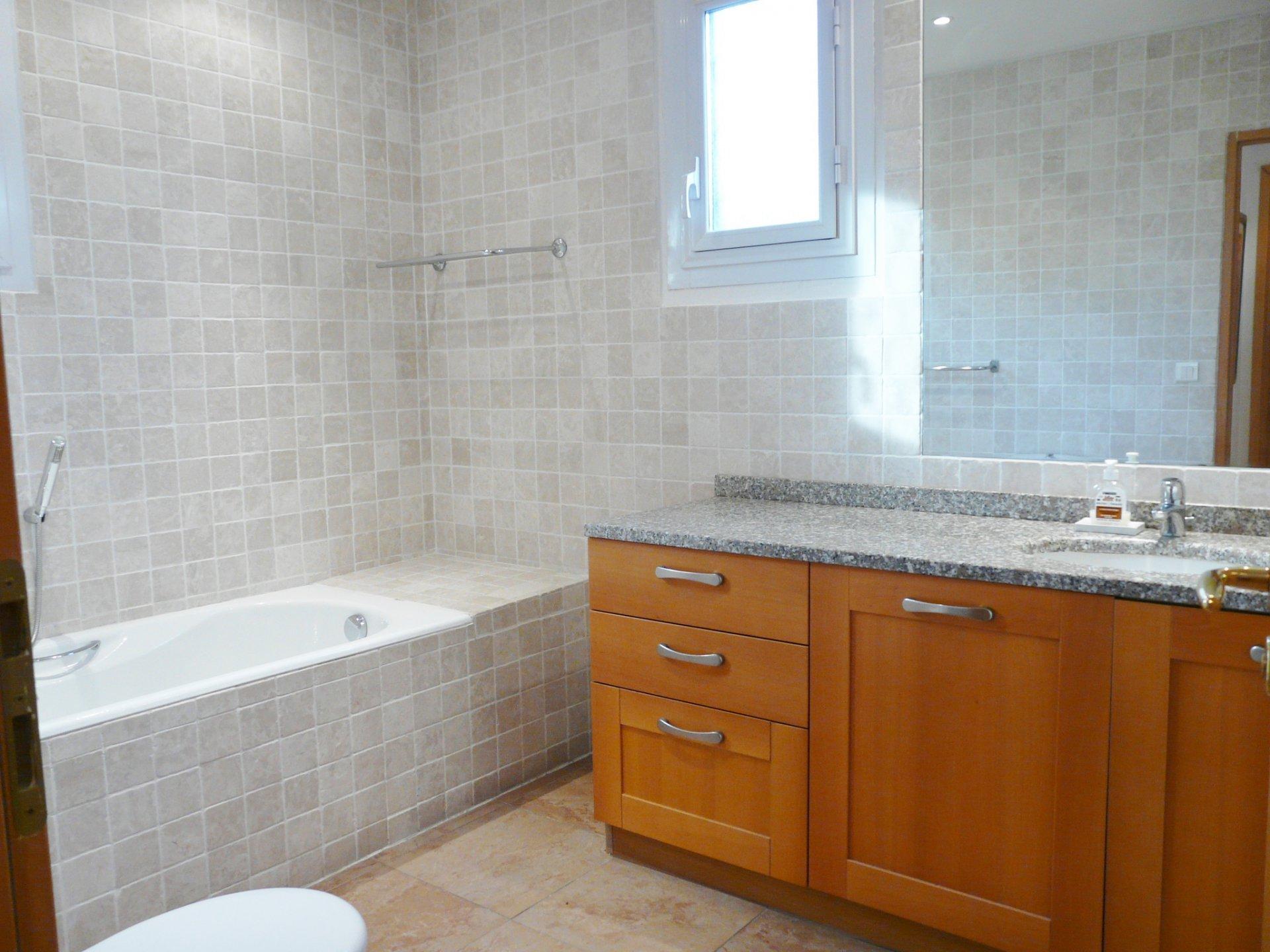 Salle de bains premier etage