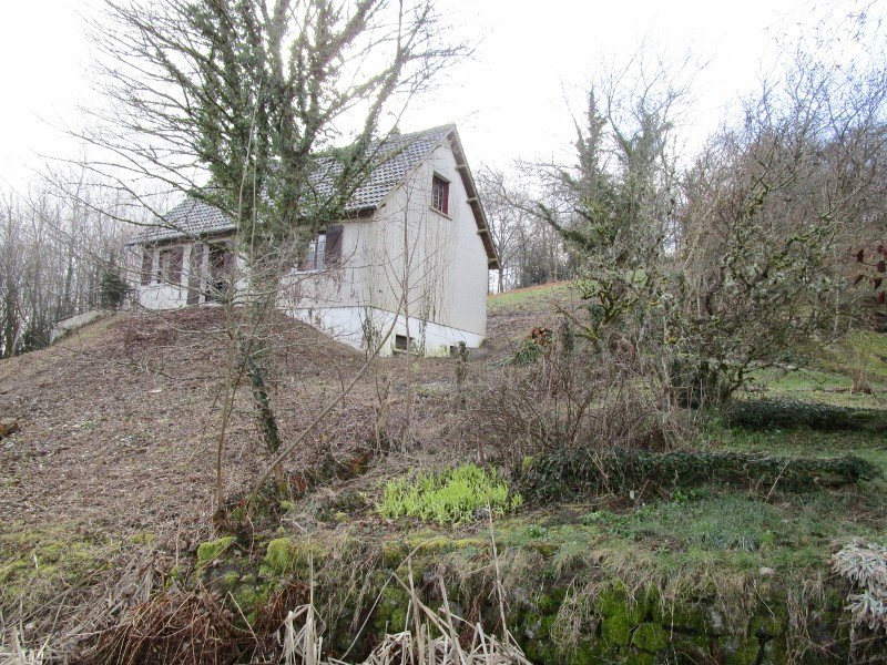 Detached house for sale in Morvan Burgundy.
