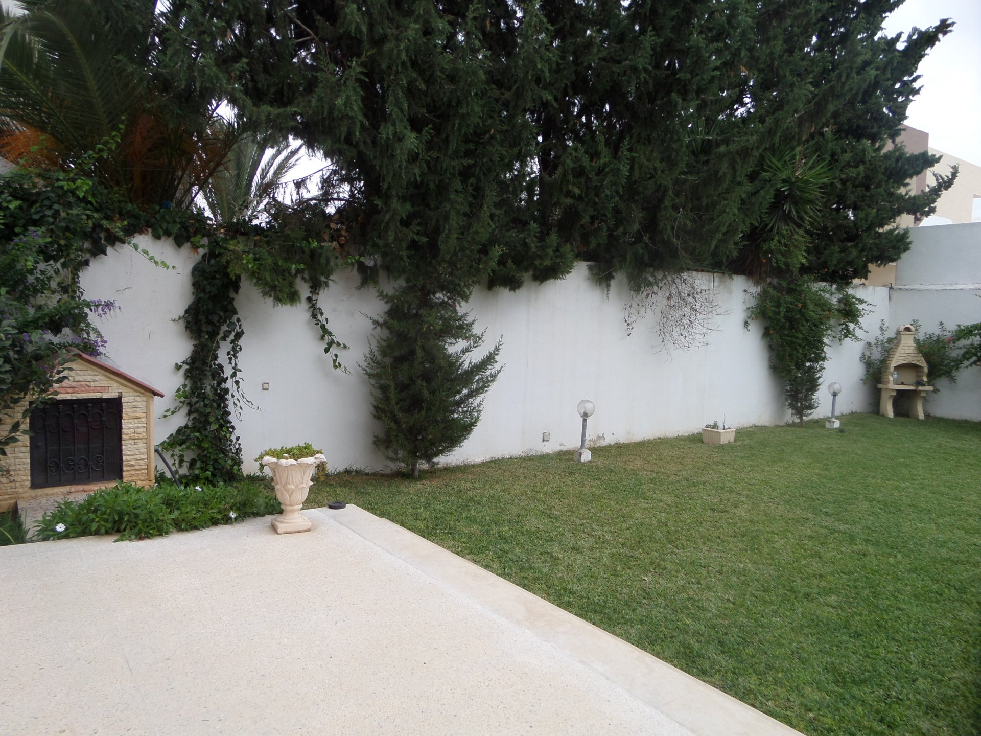 Rental Villa - La Soukra - Tunisia