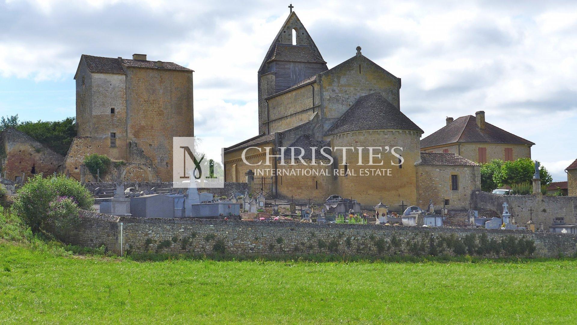 Church of Sainte Croix de Beaumont