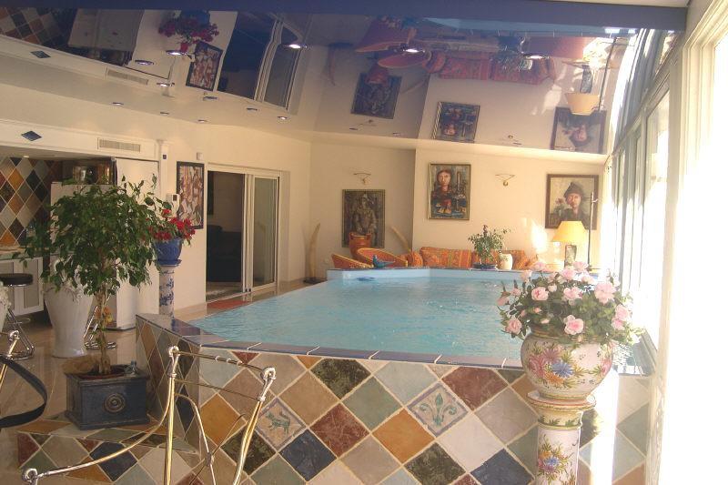 Centre ville 6p duplex piscine intérieure
