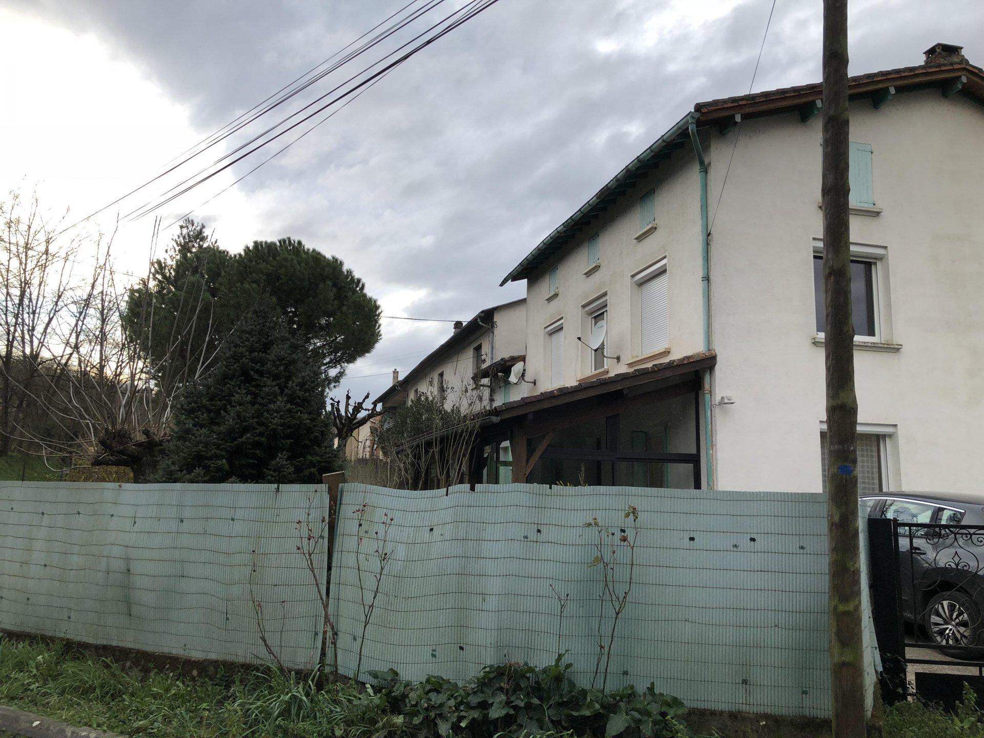 Lot de 2 maisons