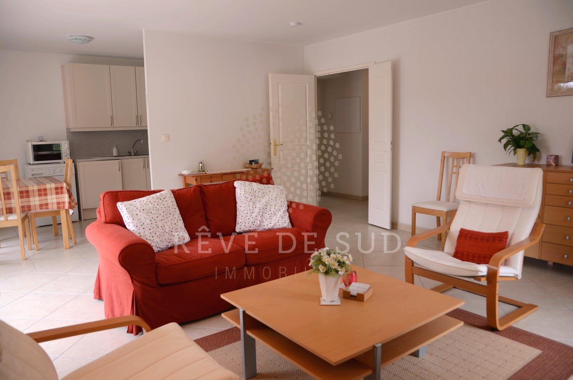 3 Rooms Apartment Fréjus