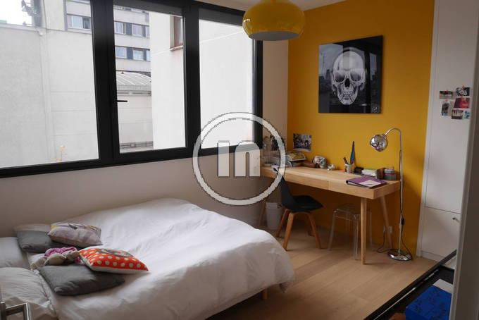 Sale Apartment - Boulogne-Billancourt Parchamp–Albert Kahn