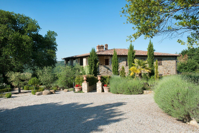 Sale Mansion - Piegaro - Italy