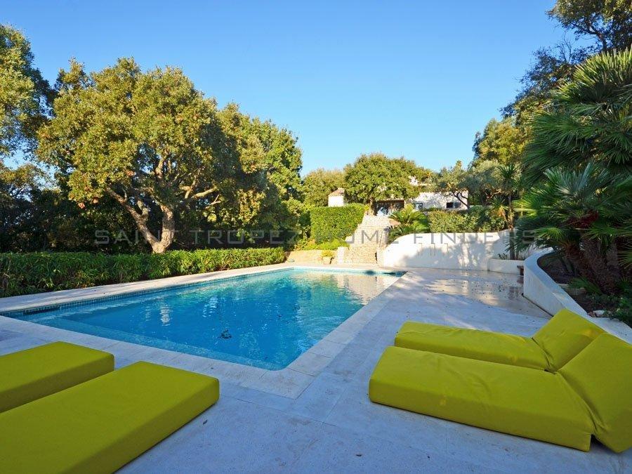Villa haut de gamme avec vue mer