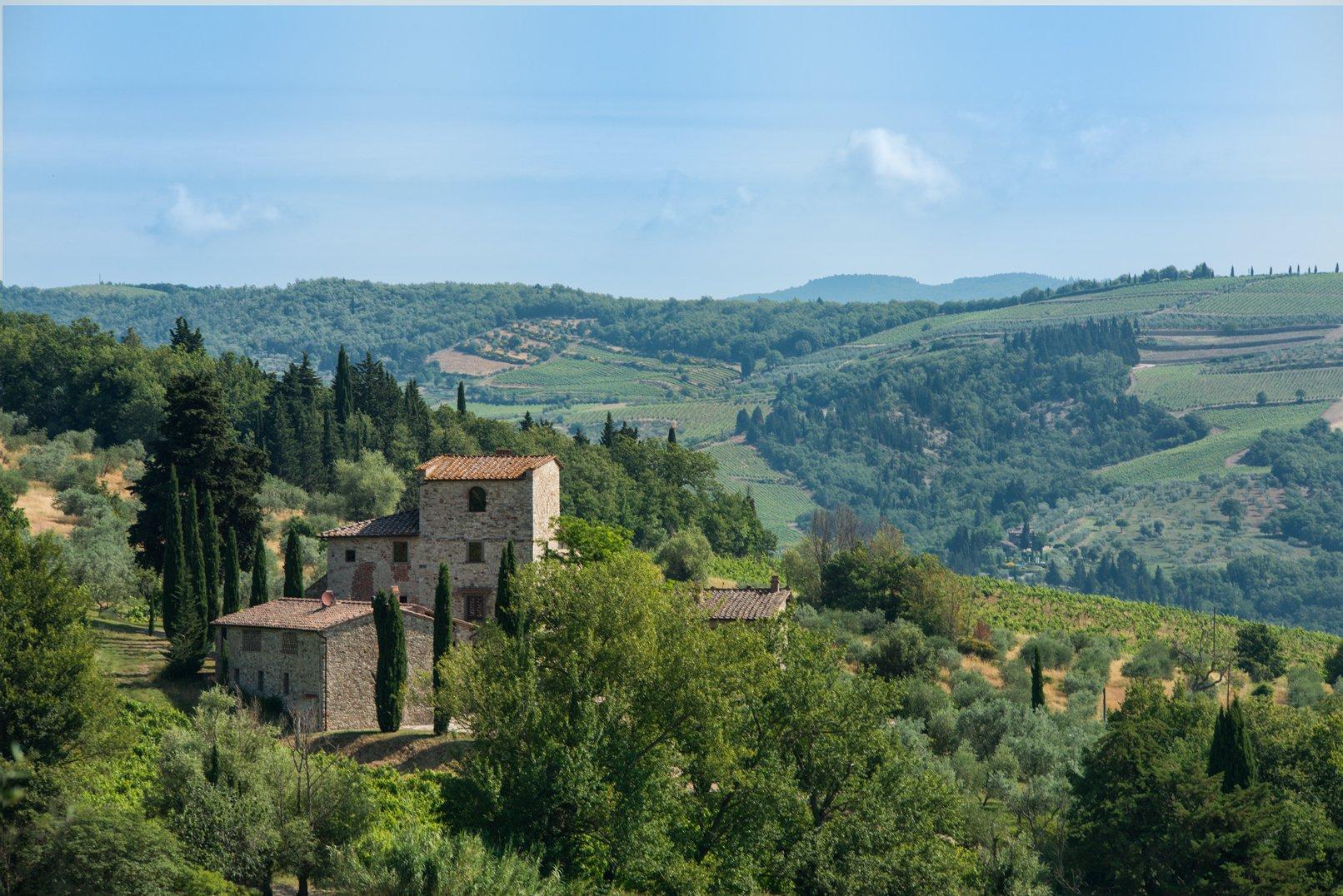 Venta Palacete - Castellina in Chianti - Italia