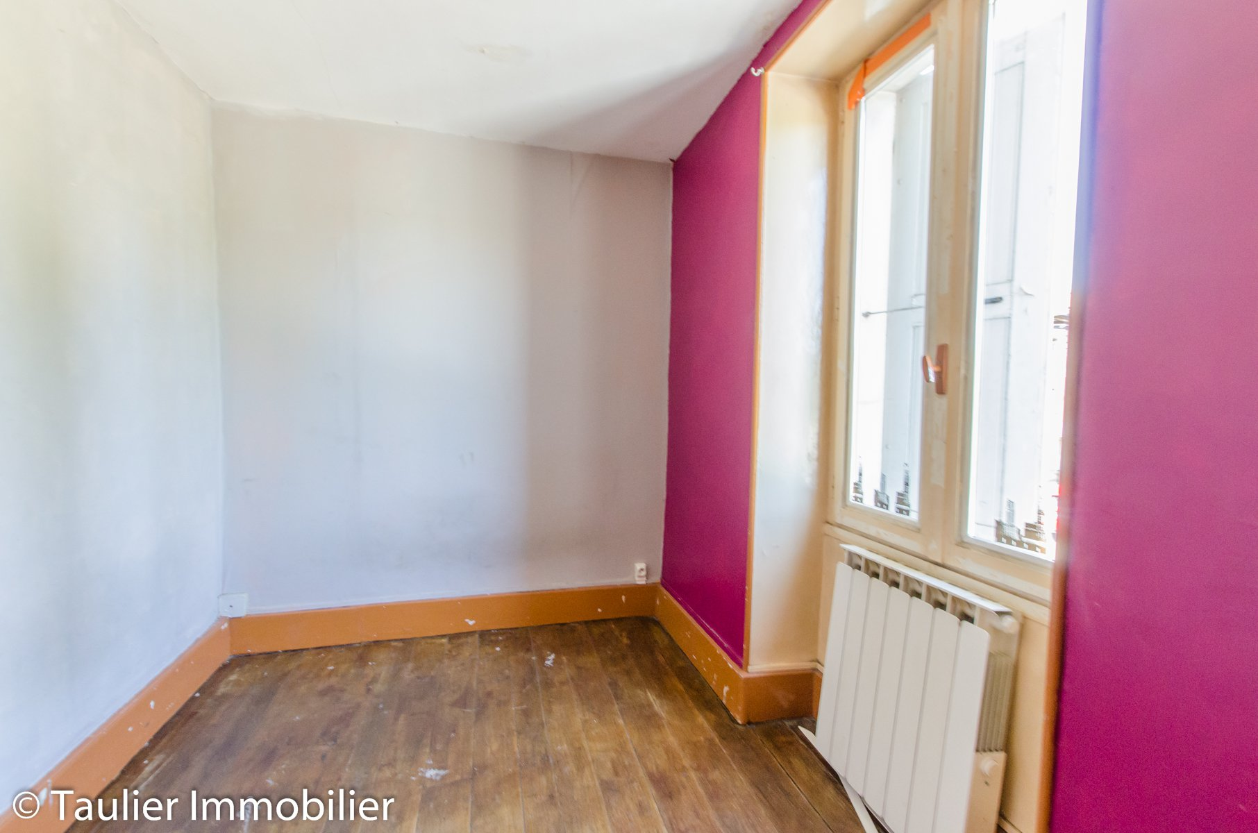 T2bis 50m² avec cour privative