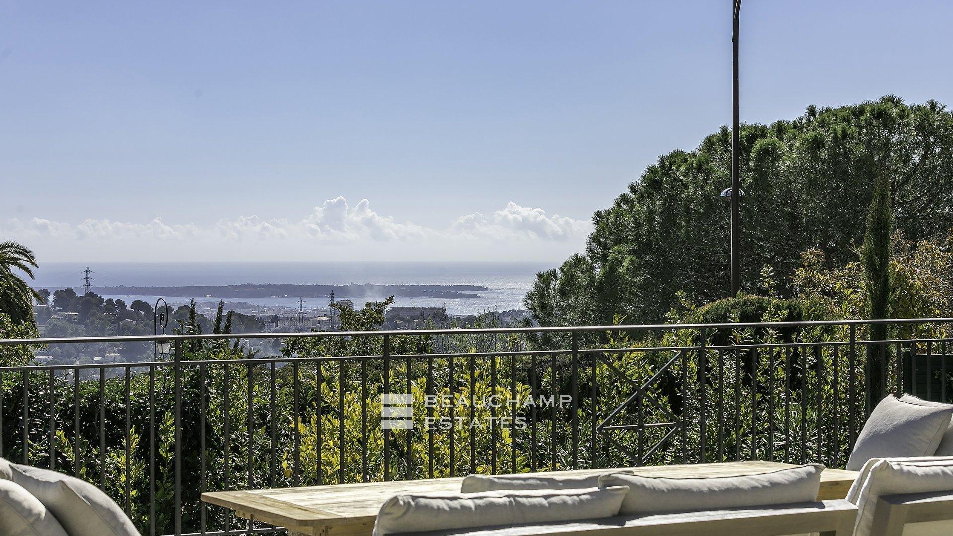 Magnifique Villa Provençale à Mougins