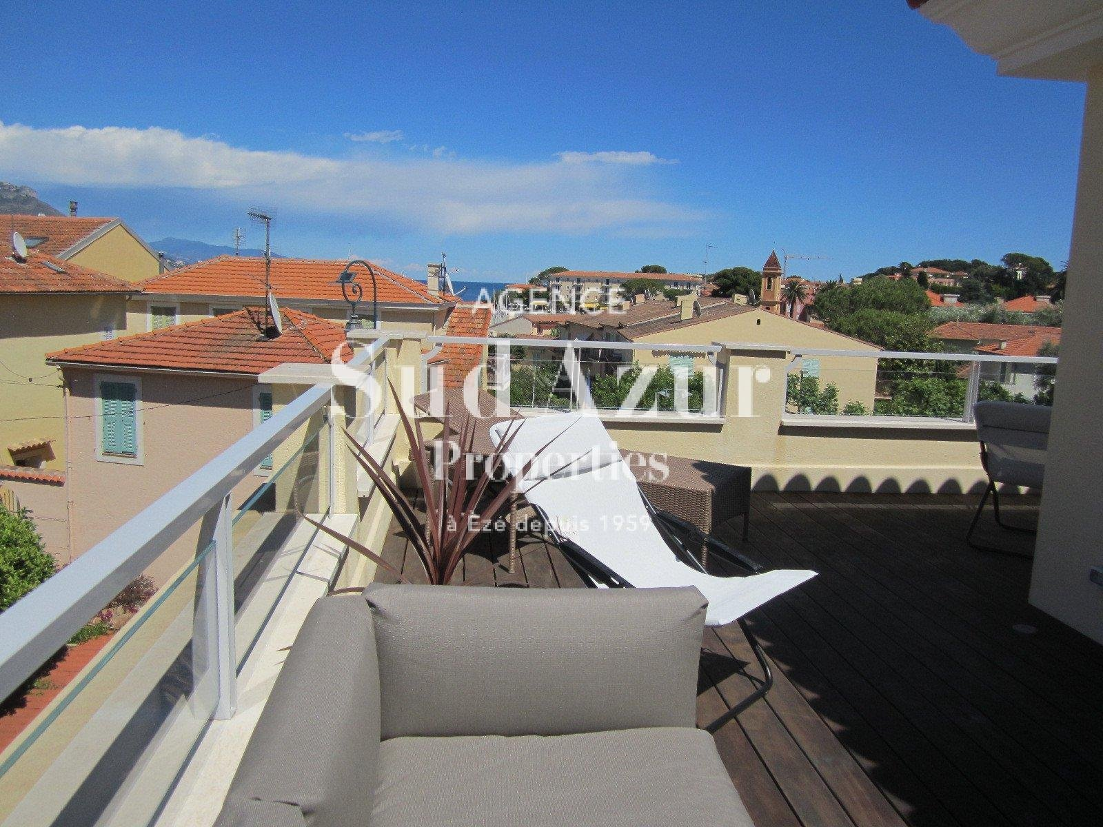 Town house in the heart of the village of Saint Jean Cap Ferrat