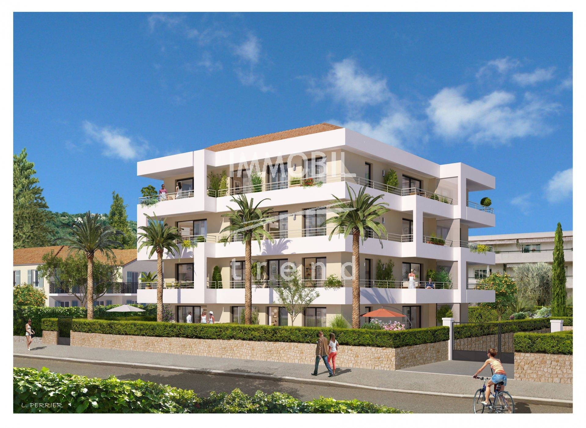 Roquebrune Cap Martin Real Estate | Beach area