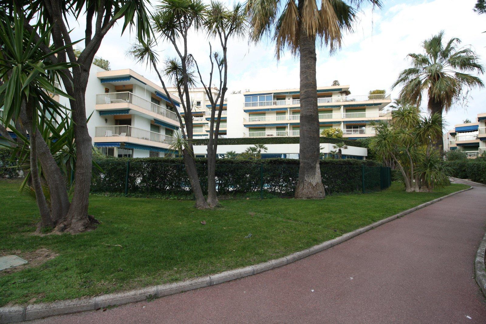 Cannes Plages du midi Studio 24m²