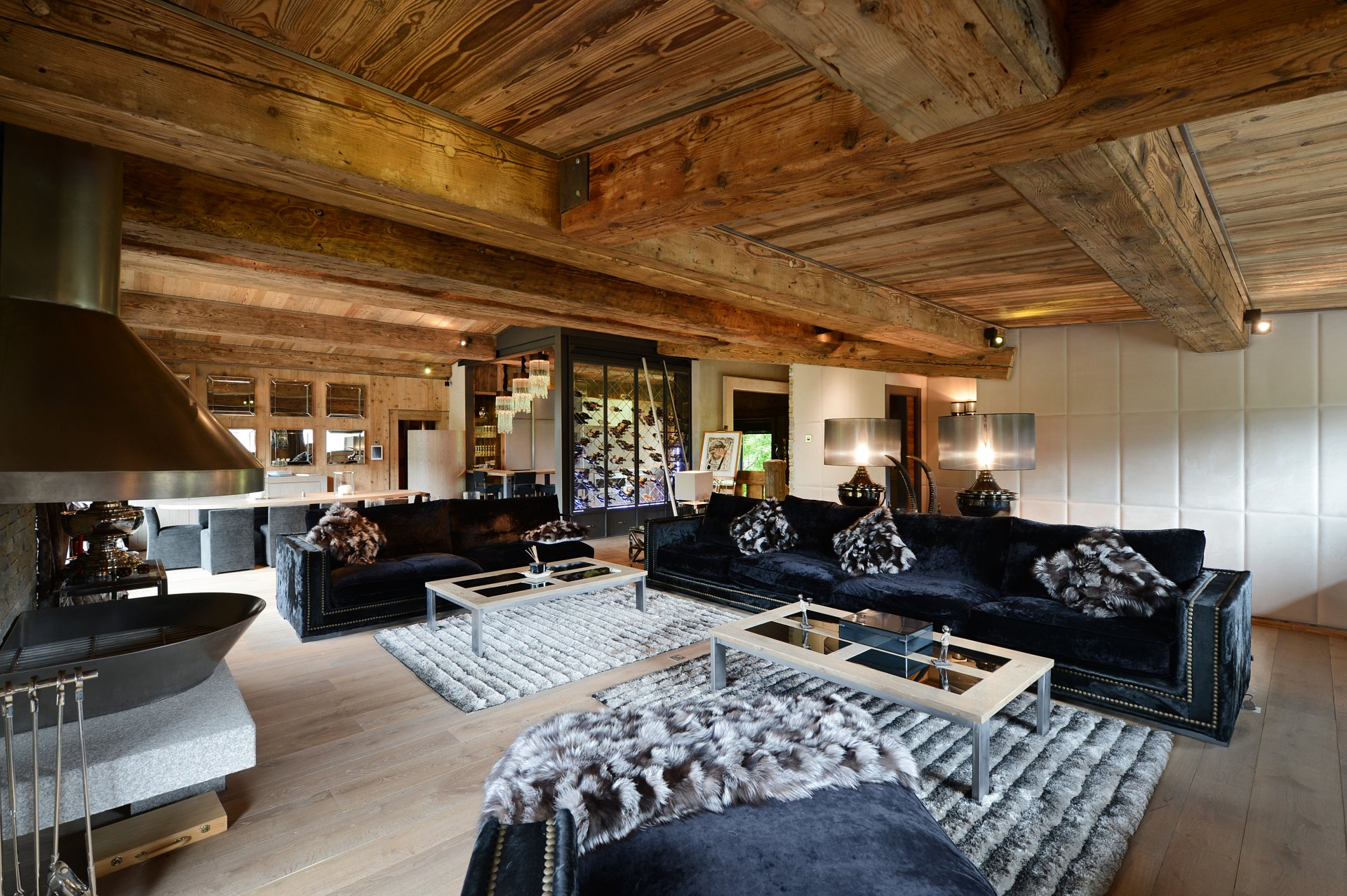 Chalet Clarity Chalet in Megeve