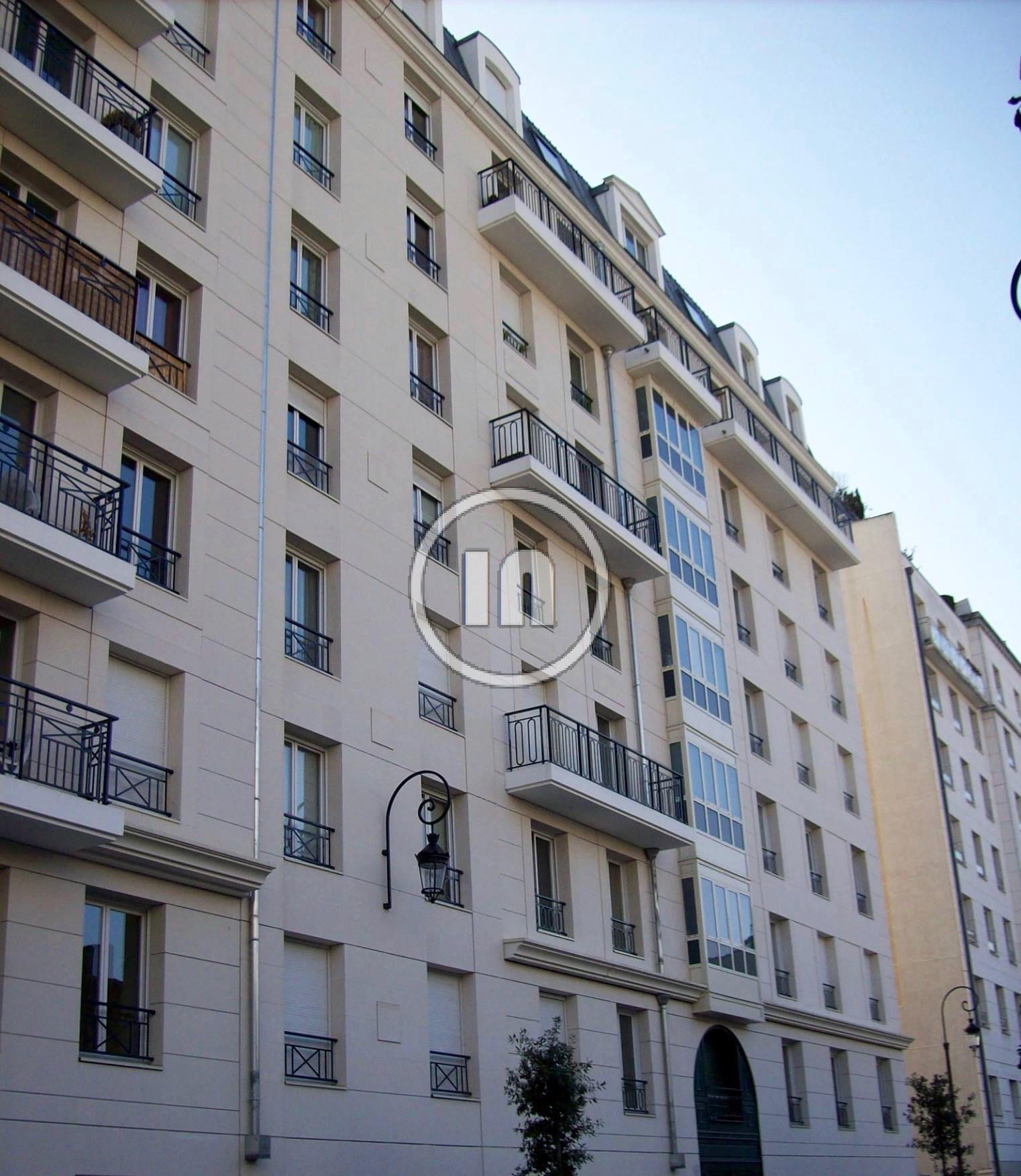 Rue de l'Oasis - Studio de 30m2 avec balcons + parking