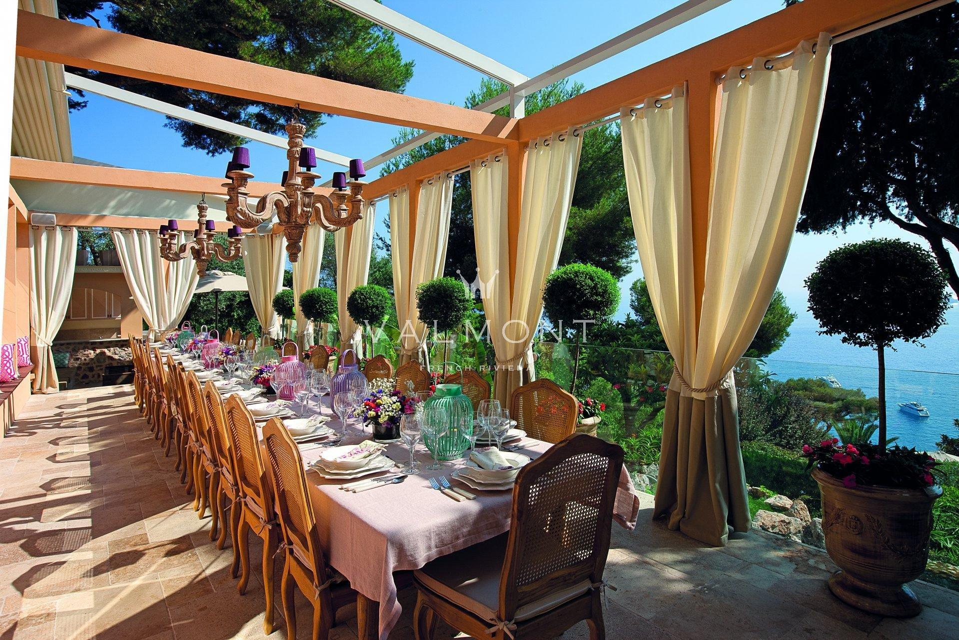 Mythique villa Belle époque