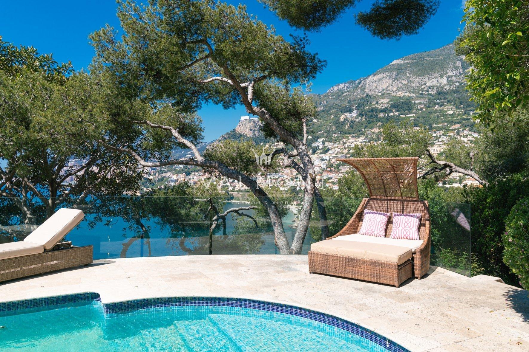 Affitto stagionale Villa - Roquebrune-Cap-Martin