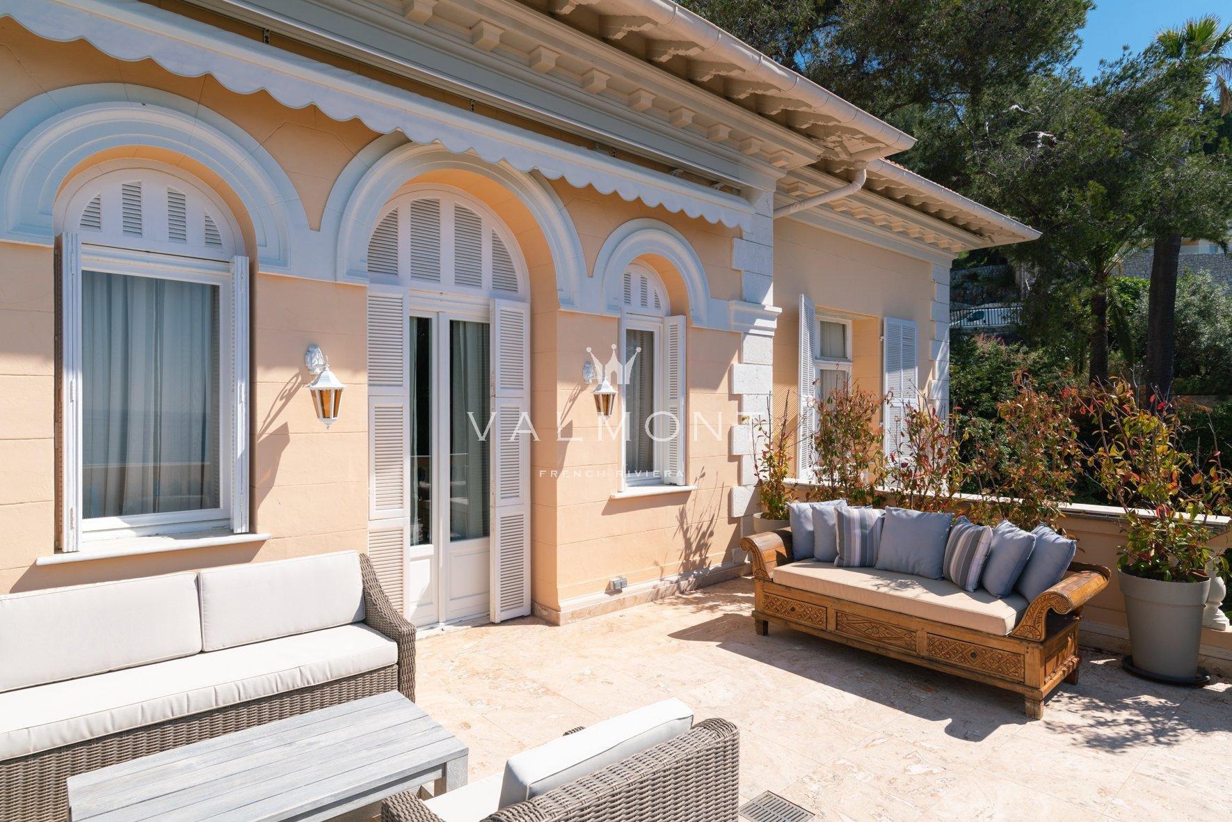 Mitica villa in stile Belle Epoque