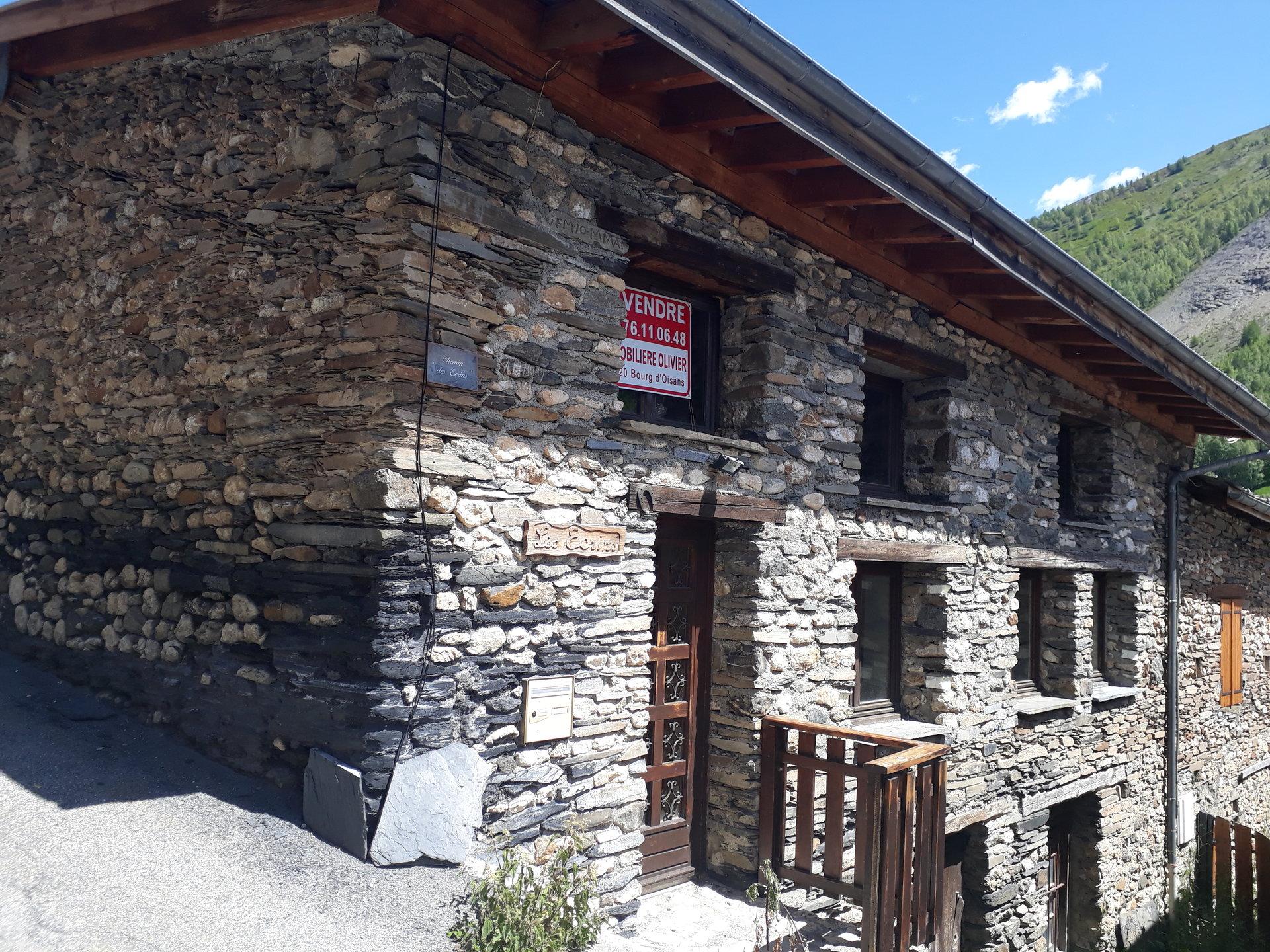 Maison  Besse en Oisans village classé