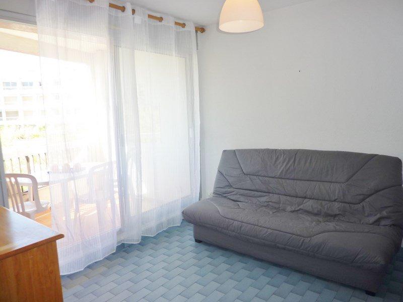 Seasonal rental Studio - La Grande-Motte