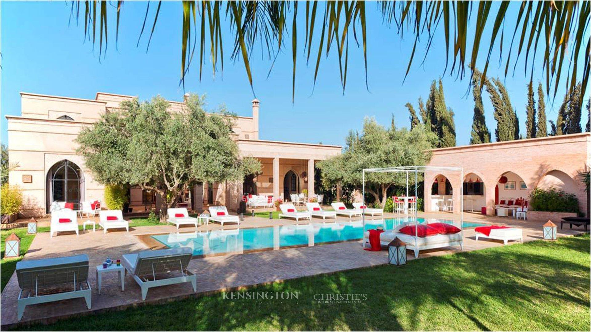 KPPM00618: Villa Sadani Luxury Villa Marrakech Morocco