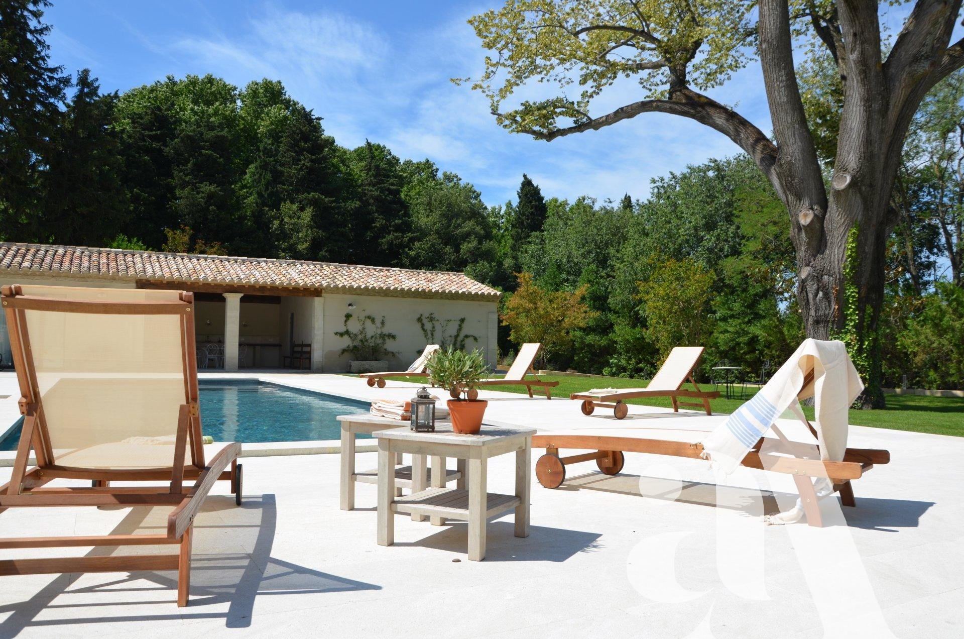 Luxury villa in St Rémy de Provence